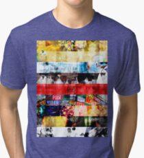 Radiohead Albums Tri-blend T-Shirt