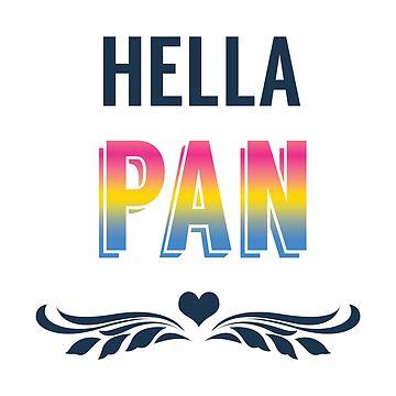 Hella Pan Pride by DonCorgi