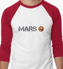 Occupy Mars White T-Shirt