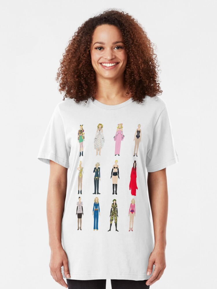 Alternate view of Outfits of Madge Fashion Slim Fit T-Shirt