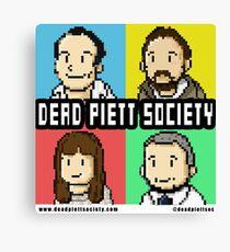 Dead Piett Society Podcast Canvas Print