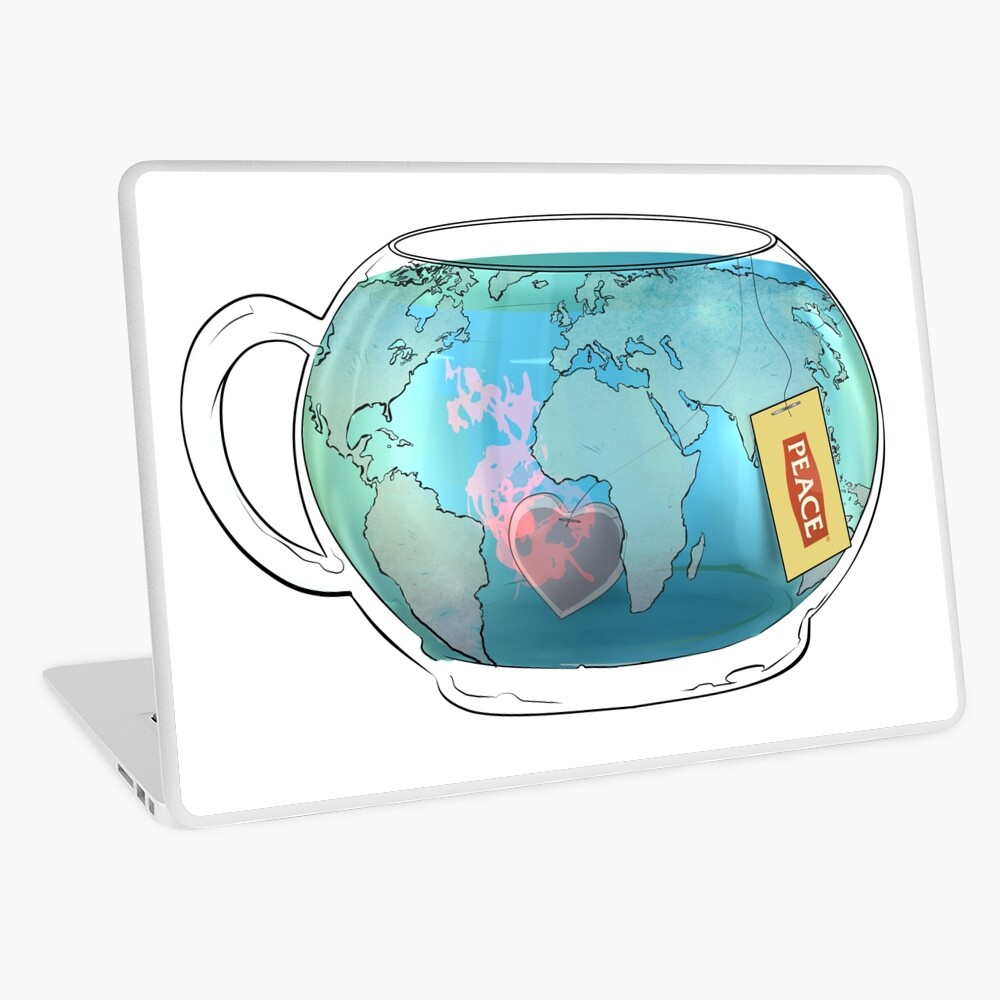 """BREW WITHOUT BORDERS"""" iPad Case & Skin by Drawbauchery 