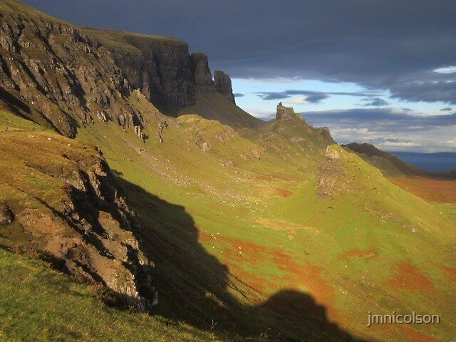 The Quiraing. by jmnicolson