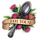 Not Today Spoon by zjbickel