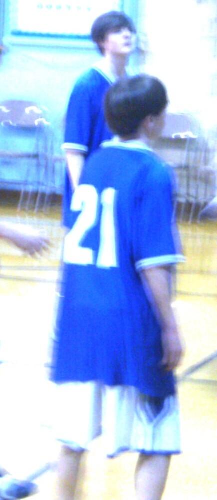 Basketball by jpg1992