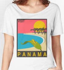 Panama Women's Relaxed Fit T-Shirt
