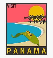 Panama Photographic Print
