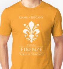 Game of Tuscany - Firenze T-Shirt