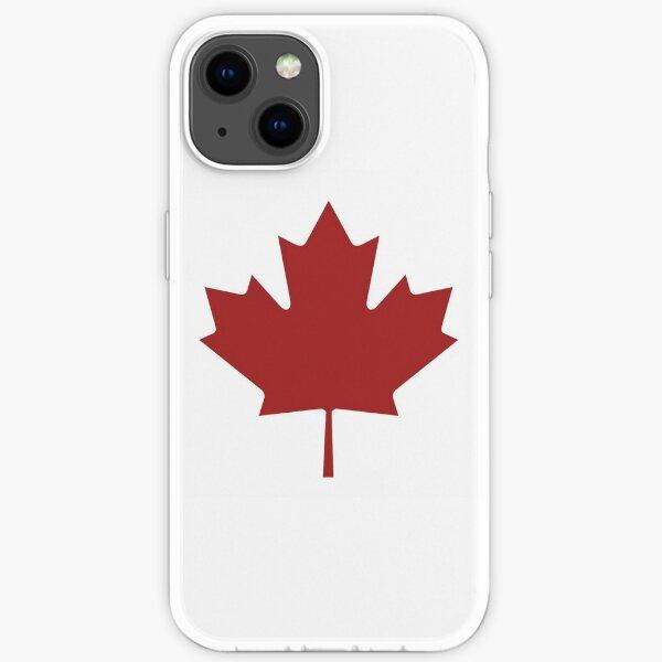 Canada iPhone Soft Case
