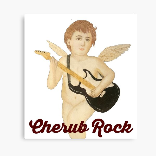 Cherub Rock | Smashing Pumpkins Canvas Print