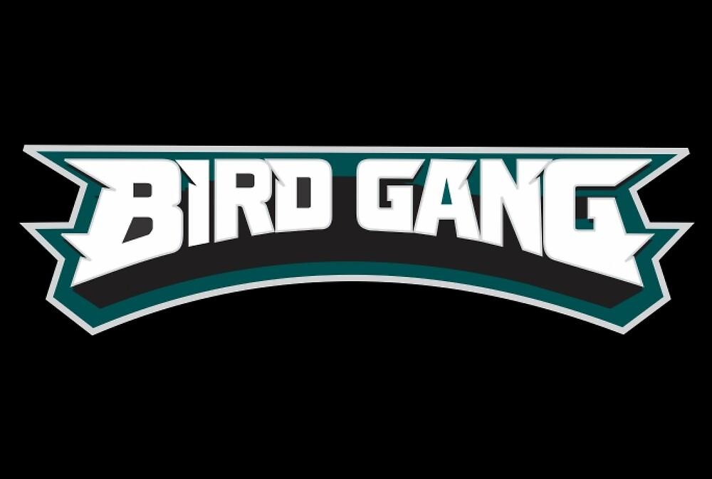 Bird Gang by NiveKDBrowN