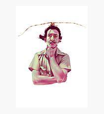 Dalí Photographic Print