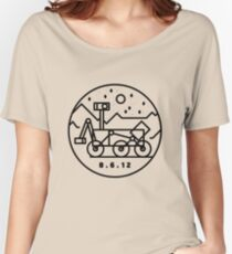 Stay Curious Women's Relaxed Fit T-Shirt