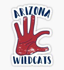 Arizona Wildcats Sticker