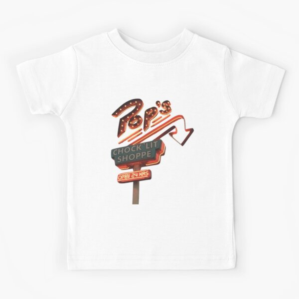 Chock'lit Shoppe Riverdale de Pop T-shirt enfant