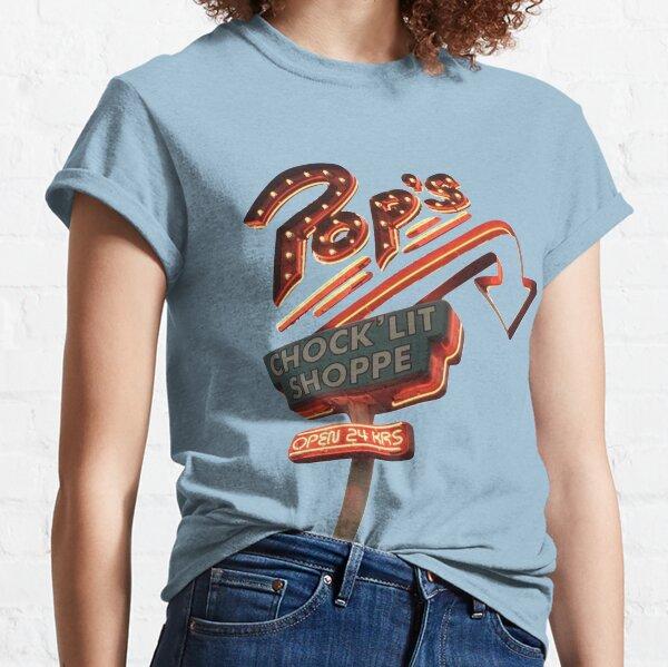 Pop's Chock'lit Shoppe Riverdale Classic T-Shirt