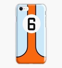 Classic Le Mans Design iPhone Case/Skin