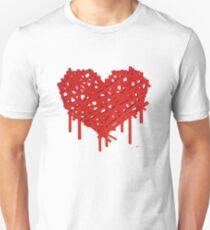 The Bleeding Heart T-Shirt