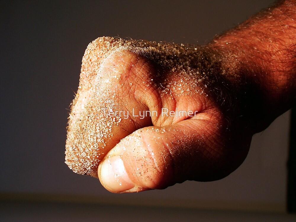 Fist by Terry Lynn Reimer