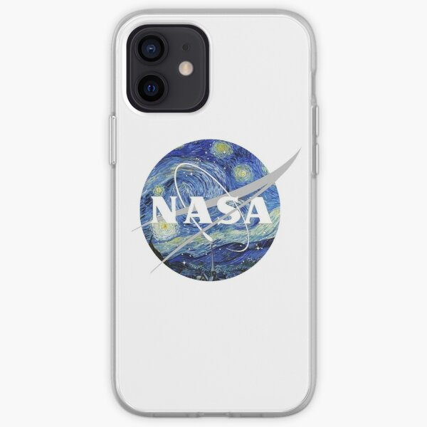 Starry NASA iPhone Soft Case