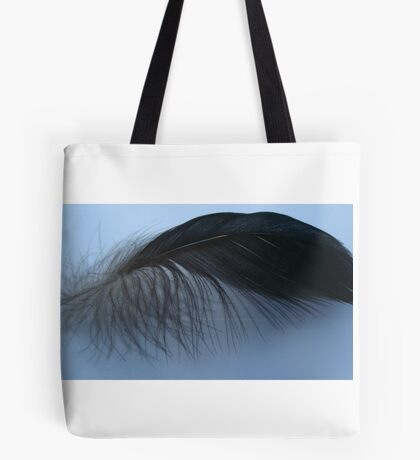 Muscovy feather Tote Bag