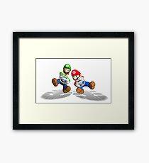 Mario Kart Framed Print