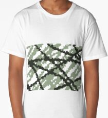 Day Camouflage Long T-Shirt