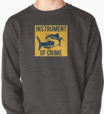 Instrument of Crime Pullover