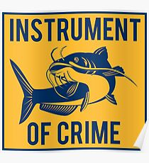 Instrument of Crime Poster