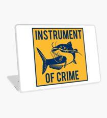 Instrument of Crime Laptop Skin