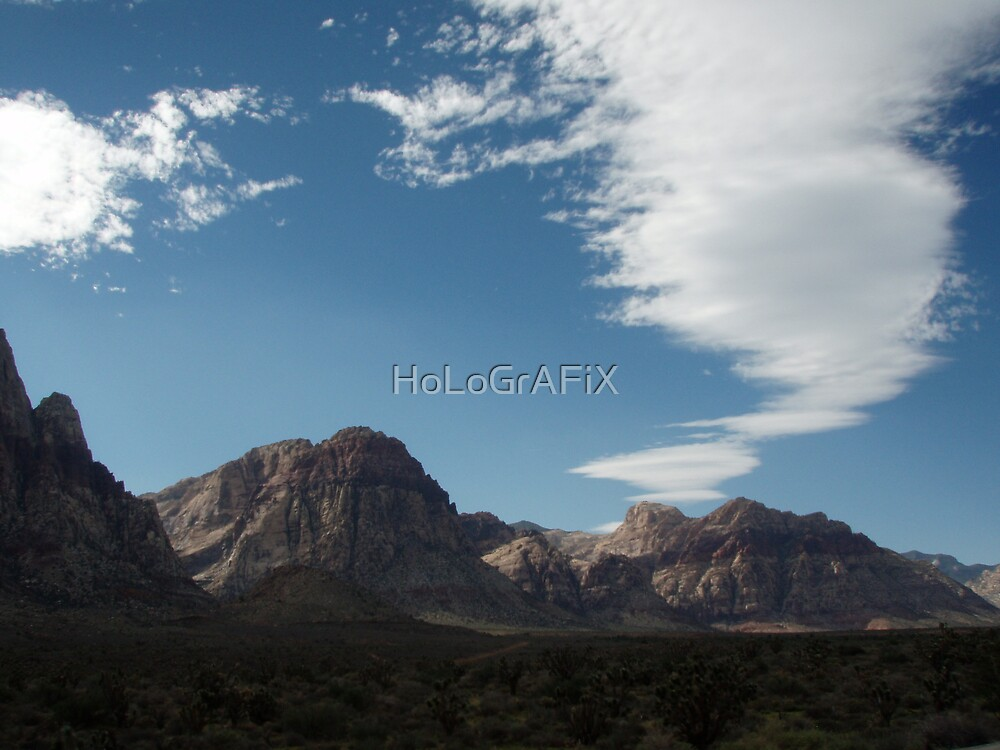 Red Rock 2 by HoLoGrAFiX