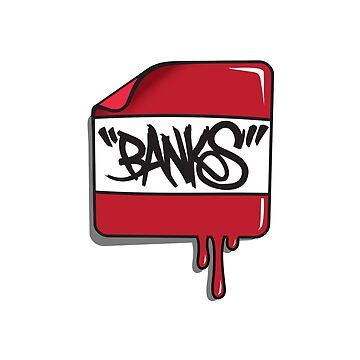 Banks Logo by MyNameIsBanks