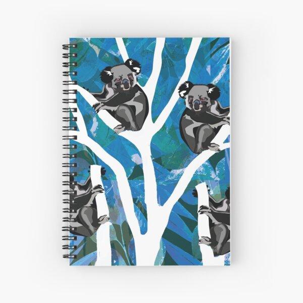 Koalas Spiral Notebook
