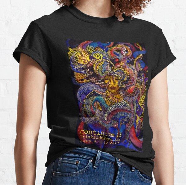 Continuum 13 Artwork Classic T-Shirt