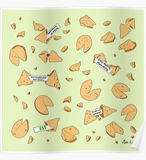 Fortune Cookies Poster