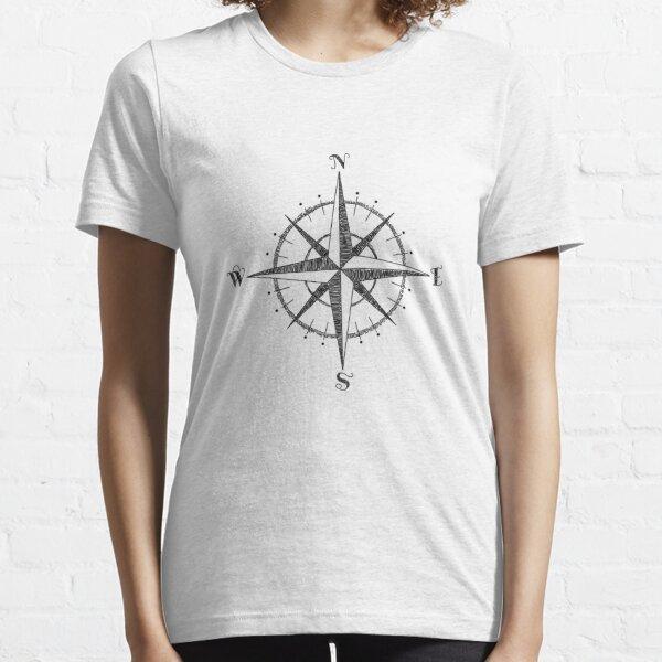 Compass Rose Essential T-Shirt