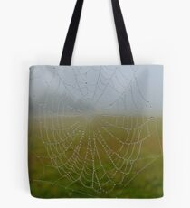 A Home In The Mist... - Web - NZ Tote Bag