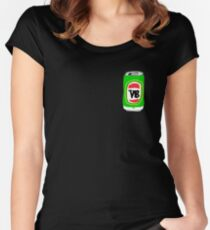 VeeBee Tinnie Women's Fitted Scoop T-Shirt