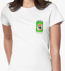 VeeBee Tinnie Womens Fitted T-Shirt