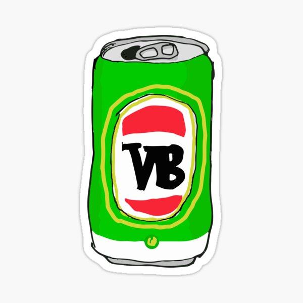 VeeBee Tinnie Sticker