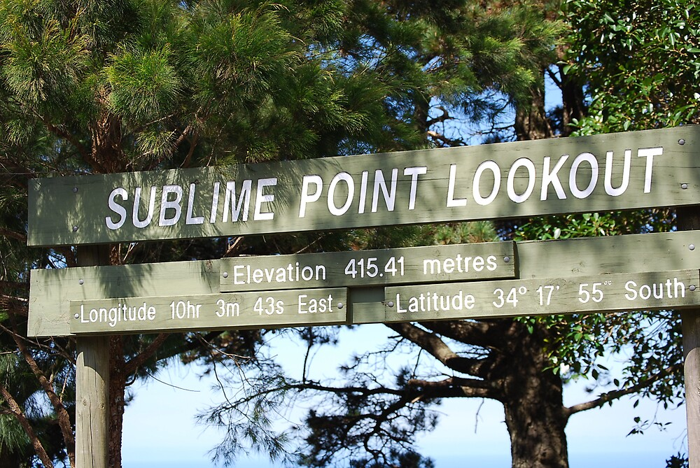 About Sublime Point  by Kelly  Fitzpatrick