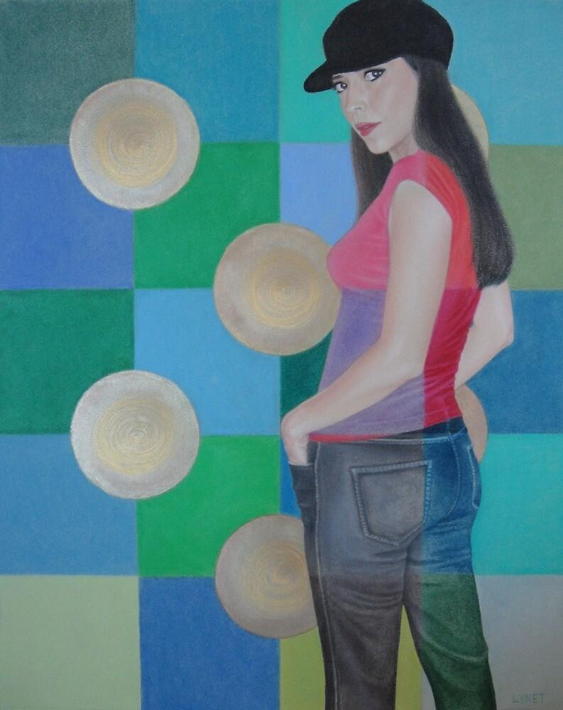 My Black Cap by Lynet McDonald