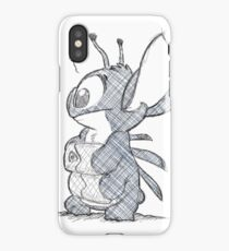 Sketchy Stitch iPhone Case/Skin