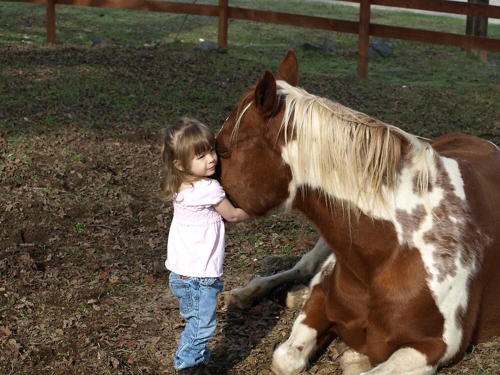 Love My Horse by cioffifresno