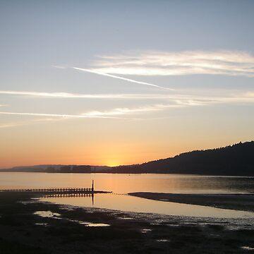 Early Sunset by ktbezzi