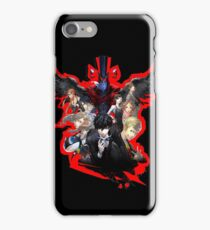 The Phantom Thieves iPhone Case/Skin
