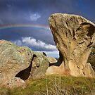 0308 Rock formation by Hans Kawitzki