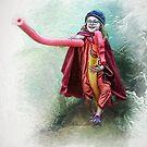 The Little Princess by Samuel Vega