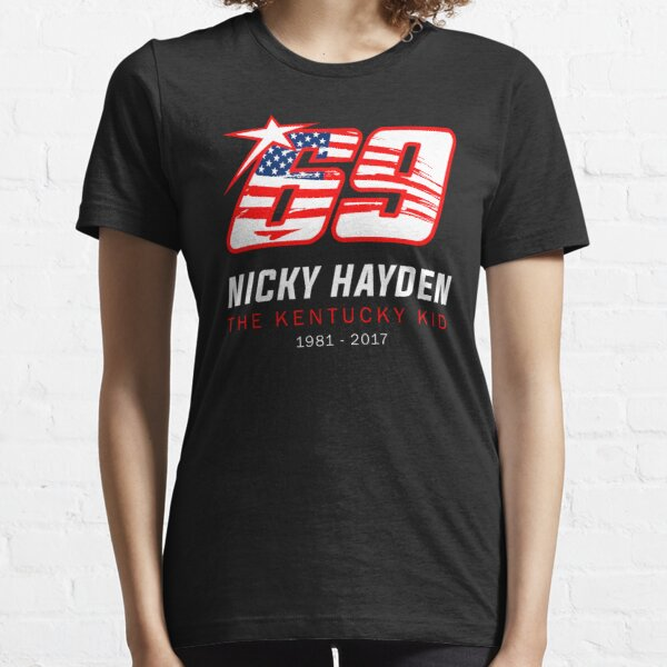 Condolence For Nicky Hayden Essential T-Shirt