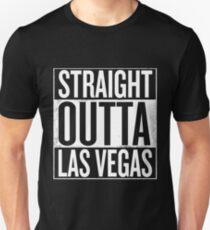 Straight Outta Las Vegas T-Shirt